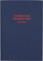 Familiar Territory (9783905929263)