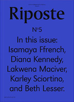 Riposte Issue #5