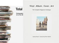Vinyl . Album . Cover . Art & Total Records