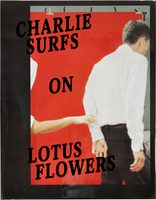 Charlie Surfs on Lotus Flowers