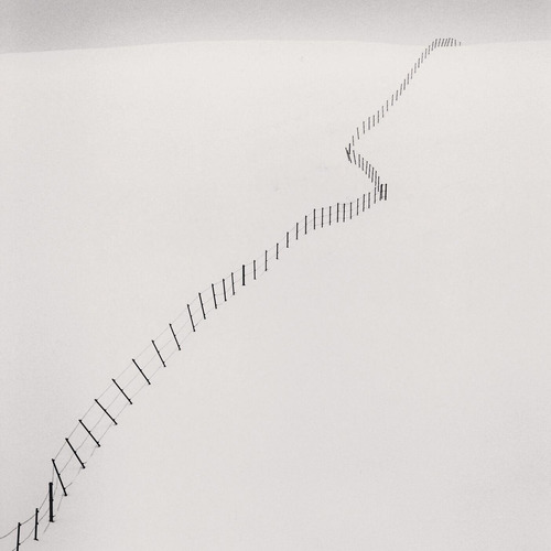 《Forms of Japan》© Michael Kenna