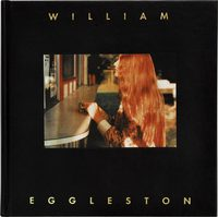William Eggleston: The Hasselblad Award 1998  (9783908247982)