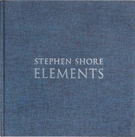 Stephen Shore: Elements (9780871300805)