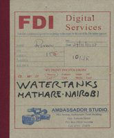 Watertanks Mathare Nairobi (9788887071849)