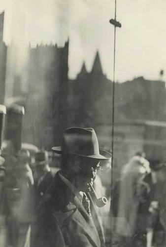 Untitled, c. 1950 © Saul Leiter