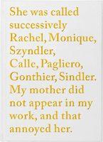 Rachel, Monique... (9782365111171)
