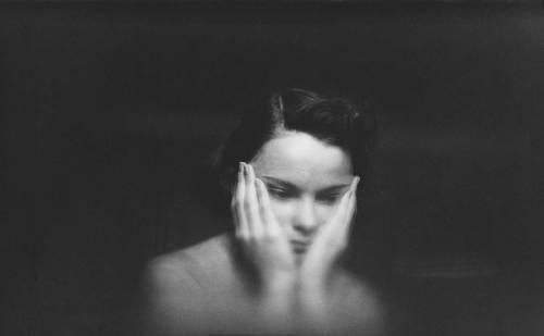 Jean Pearson, 1948 © Saul Leiter