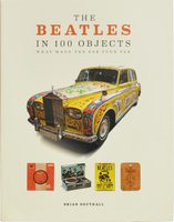 The Beatles in 100 Objects (9781787390966)