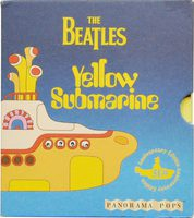 Yellow Submarine: Panorama Pops (9781406380576)