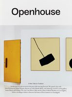 Openhouse Magazine 11