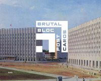 Brutal Bloc Postcards (9780995745520)