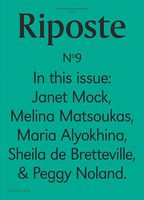 Riposte Issue #9