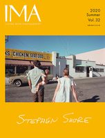 IMA Vol.32: Stephen Shore: Seeker of Truth in Contemporary Photography