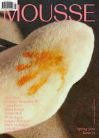 Mousse Magazine N°75
