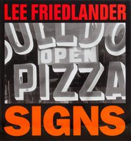 Lee Friedlander: Signs (9781881337485)