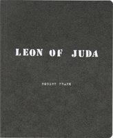 Robert Frank: Leon of Juda (9783958293113)
