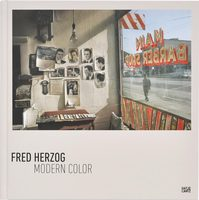 Fred Herzog: Modern Color (9783775741811)