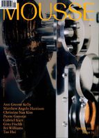 Mousse Magazine N°71