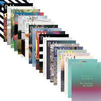 IMA Vol.1 - Vol.20 & 英文版創刊號
