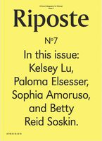 Riposte Issue #7