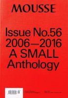 Mousse Magazine N°56