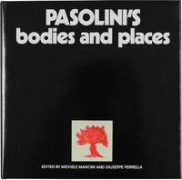 Pasolinis Bodies and Places (9783906803418)