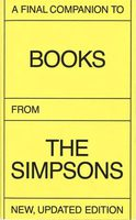 A Final Companion To Books From The Simpsons (9783906213248)